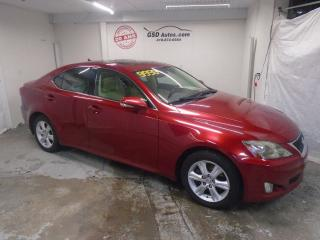 Used 2009 Lexus IS 250 Awd.cuir, Toit, Etc for sale in Ancienne Lorette, QC