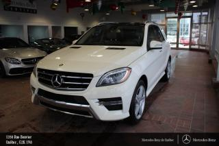 Used 2013 Mercedes-Benz ML-Class Ml350 Awd, Toit for sale in Québec, QC