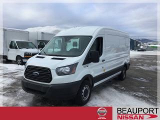 Used 2017 Ford Transit T-150 toit moyen 148 po PNBV de 8 600 lb for sale in Beauport, QC