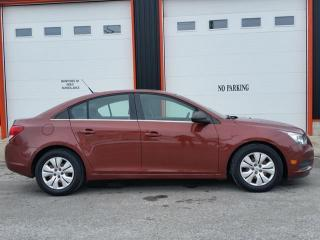 Used 2012 Chevrolet Cruze LS for sale in Jarvis, ON