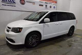 Used 2018 Dodge Grand Caravan Gt+7 Passagers+bluet for sale in Sherbrooke, QC
