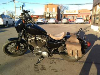 Used 2014 Harley-Davidson Sportster XL 883 Iron Cruiser for sale in Jarvis, ON