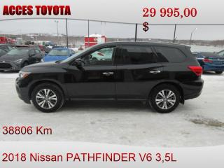 Used 2018 Nissan Pathfinder for sale in Rouyn-Noranda, QC