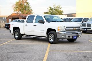Used 2012 Chevrolet Silverado 1500 LT 4x4 for sale in Brampton, ON