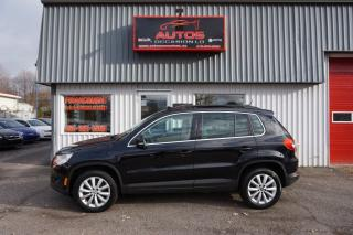 Used 2011 Volkswagen Tiguan 2.0 TSI Highline for sale in Lévis, QC