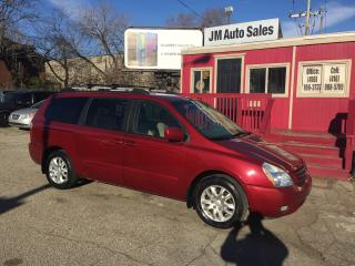 Used 2006 Kia Sedona EX W/LUXURY PKG for sale in Toronto, ON