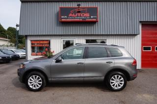 Used 2014 Volkswagen Touareg 3.6l 4x4 Comfortline for sale in Lévis, QC