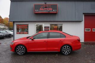 Used 2014 Volkswagen Jetta Gli 2.0l Turbo Tsi 6 for sale in Lévis, QC