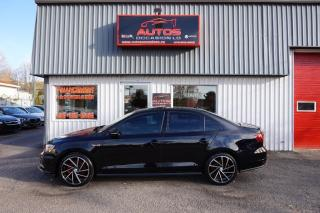 Used 2017 Volkswagen Jetta Gli 2.0 Tsi Gps for sale in Lévis, QC