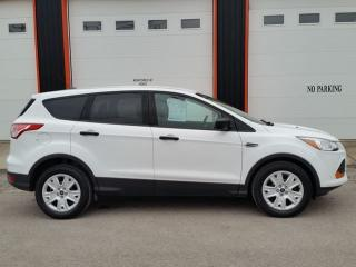 Used 2015 Ford Escape S for sale in Jarvis, ON