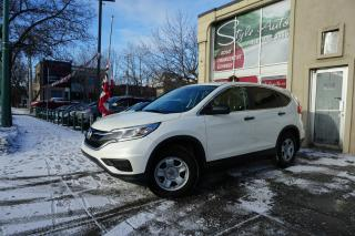 Used 2015 Honda CR-V 2 RM 5 portes LX for sale in Laval, QC