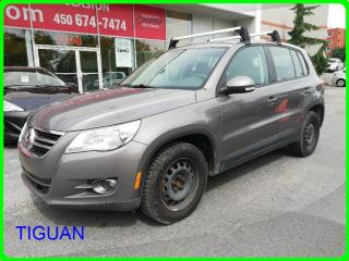 Used 2010 Volkswagen Tiguan Jantes D'origine for sale in Longueuil, QC