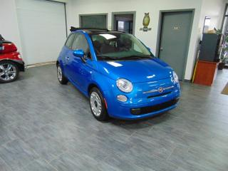 Used 2015 Fiat 500 C CONVERTIBLE POP for sale in Châteauguay, QC