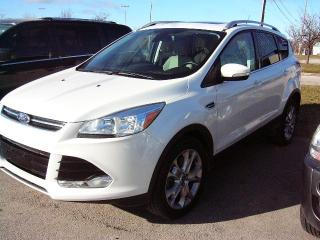 Used 2014 Ford Escape Titanium for sale in Georgetown, ON