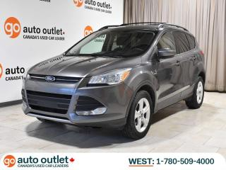 Used 2013 Ford Escape *ONE OWNER* SE; 4WD, Navigation, Heated Seats for sale in Edmonton, AB
