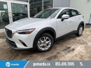 New 2019 Mazda CX-3 GS LUXURY W/i-ACTIV SENSE for sale in Edmonton, AB