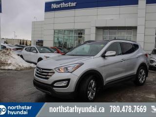 Used 2016 Hyundai Santa Fe LTD/NAV/TURBO/PANOROOF/INFINITISOUND for sale in Edmonton, AB