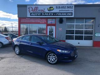 Used 2015 Ford Fusion SE, ECOBOOST for sale in London, ON