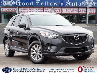 Used 2015 Mazda CX-5 GS MODEL, SKYACTIV, BLIND SPOT MONITOR, AWD for sale in Toronto, ON