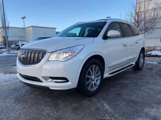 Used 2014 Buick Enclave Leather/Heated Mirrors/Back-up Camera for sale in Edmonton, AB