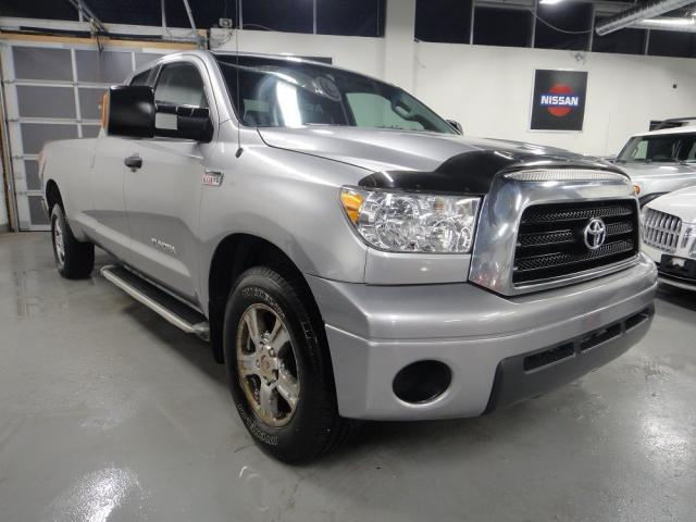 2007 Toyota Tundra SR5,4X4,LONG BOX,NO ACCIDENT