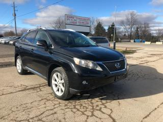 Used 2010 Lexus RX 350 Touring Pkg for sale in Komoka, ON