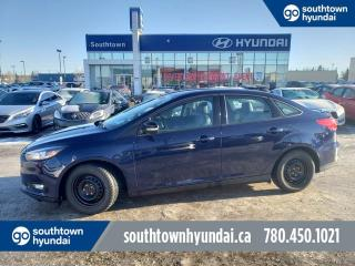 Used 2016 Ford Focus SE/NAV/LEATHER/2SETS OF WHEELS for sale in Edmonton, AB