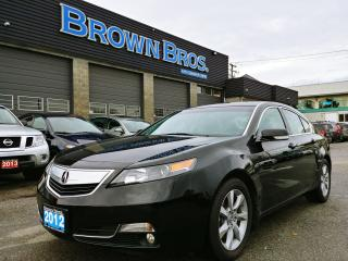 Used 2012 Acura TL Tech Pkg, LOCAL, NAVIGATION, MOONROOF, LOW KM'S for sale in Surrey, BC