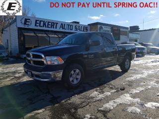 Used 2017 RAM 1500 ST WITH LOW LOW KMS!! for sale in Barrie, ON