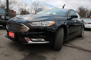 Used 2017 Ford Fusion SE ACCIDENT FREE for sale in Brampton, ON