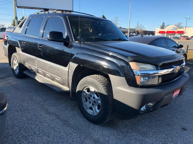 2005 Chevrolet Avalanche LT, Fully Loaded, Service Records, Warranty