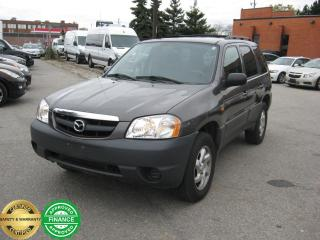 Used 2004 Mazda Tribute LX for sale in Toronto, ON
