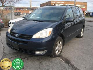 Used 2005 Toyota Sienna XLE LTD for sale in Toronto, ON