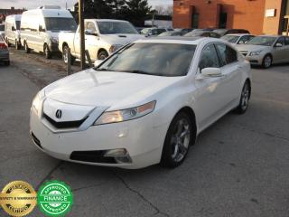 Used 2009 Acura TL w/Nav Pkg for sale in Toronto, ON