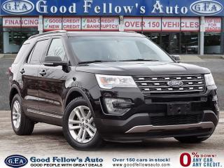 Used 2016 Ford Explorer XLT MODEL, 6CYL 3.5 L, 7 PASS, LEATHER SEATS, NAVI for sale in Toronto, ON