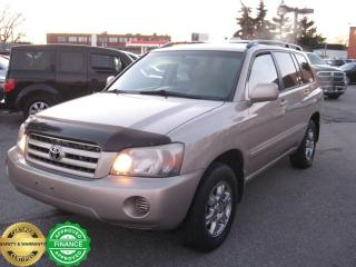 Used 2004 Toyota Highlander for sale in Toronto, ON