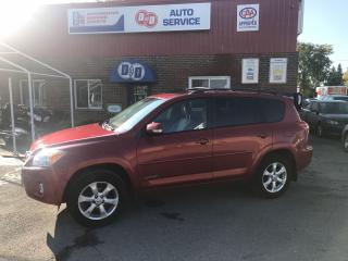 Used 2009 Toyota RAV4 LIMITED  for sale in Kingston, ON