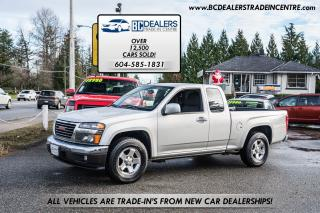 Used 2012 GMC Canyon SLE w/1SD, 4-Cylinder, Clean, Power Group + Alloys for sale in Surrey, BC