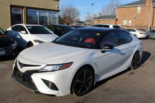 Used 2018 Toyota Camry XSE for sale in Brampton, ON