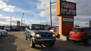 Used 2001 Ford F-150 XLT**4X4**V6**RUNS GREAT**AS IS SPECIAL for sale in London, ON