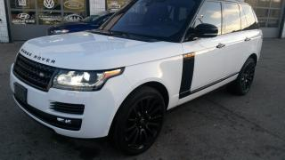 Used 2017 Land Rover Range Rover Td6 HSE for sale in Guelph, ON