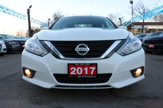 Used 2017 Nissan Altima 2.5 SV ACCIDENT FREE for sale in Brampton, ON