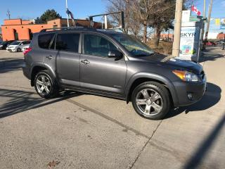 Used 2010 Toyota RAV4 SPORT,AWD,4CYL,NAV,SAFETY+3YEARS WARRANTY INCLUDED for sale in Toronto, ON