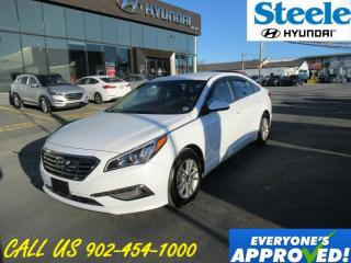 Used 2016 Hyundai Sonata 2.4L GL backup camera heated seats bluetooth low kms for sale in Halifax, NS
