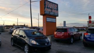 Used 2010 Honda Fit Sport**ONLY 75 KMS**AUTOMATIC**ALLOYS**CERTIFIED for sale in London, ON