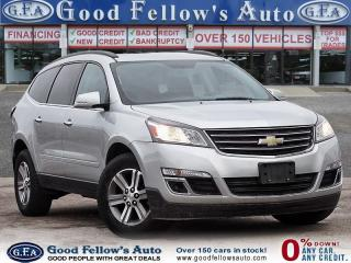 Used 2015 Chevrolet Traverse 1LT MODEL, 6CL, AWD, REARVIEW CAMERA, HEATED SEATS for sale in Toronto, ON