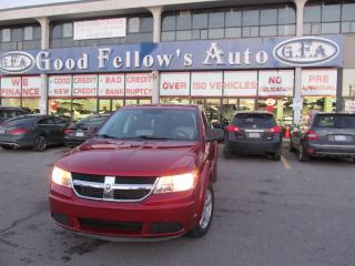 Used 2009 Dodge Journey SXT MODEL, 7 PASSENGER for sale in Toronto, ON