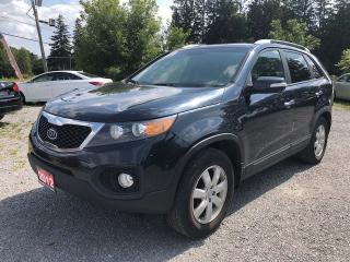 Used 2012 Kia Sorento LX for sale in Stouffville, ON