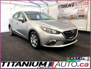 Used 2015 Mazda MAZDA3 GX-SKY-Sport Hatchback-BlueTooth-Push Button Start for sale in London, ON
