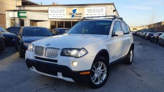 Used 2009 BMW X3 30i XDrive for sale in Etobicoke, ON